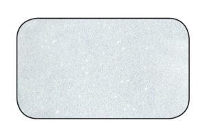 CHD 247 Paillettes blanc